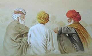antara syariat, thariqat dan hakikat dalam ilmu tasawuf