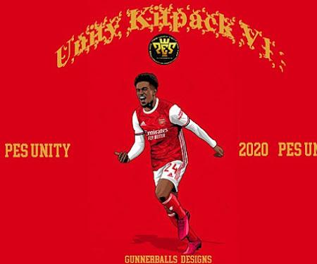 PES 2017 Unity Kitpack V1 Season 2021
