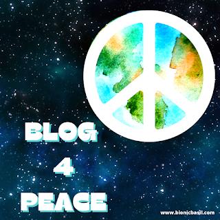 Blog 4 Peace Banner ©BionicBasil®