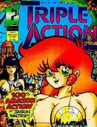Eternity Triple Action Comic