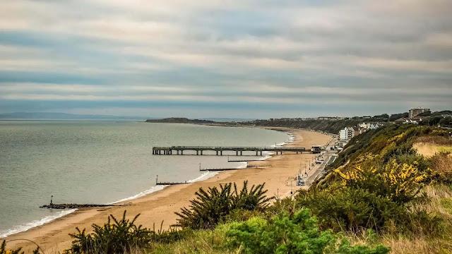 Bournemouth & Poole dorset england