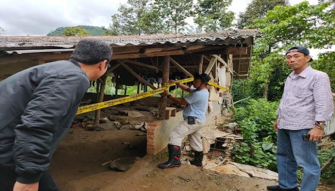 Patroli Skala Besar, Polda Banten Amankan Satu Lokasi Penambangan Liar di Kecamatan Lebak Gedong