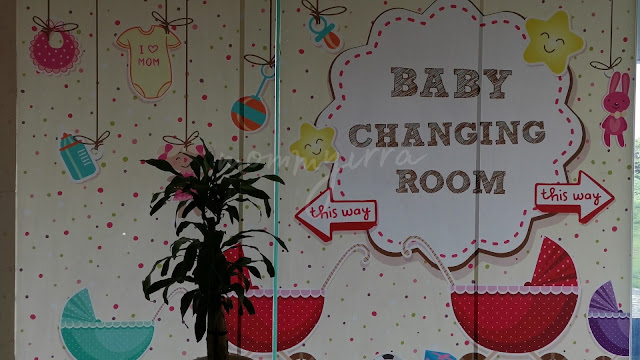 baby changing room KWC Fashion Wholesale