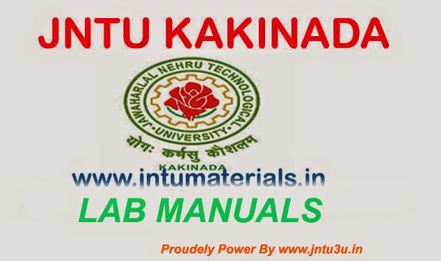 Digital lab Manual For Cse 3rd sem