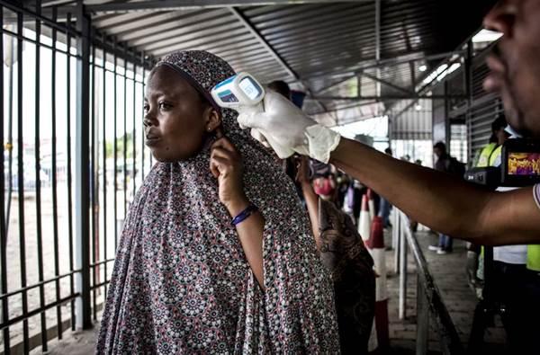 WHO : Kematian Virus Ebola di Kongo Capai 2.000 orang