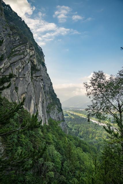 Rund ums Ellhorn  Wanderung Balzers  Fürstentum Liechtenstein 10