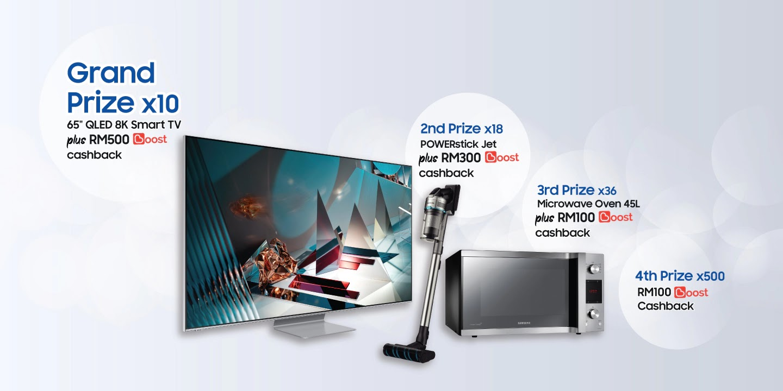 Samsung Malaysia - Galaxy Raya Promotion Starting May 1 till June 7 2020