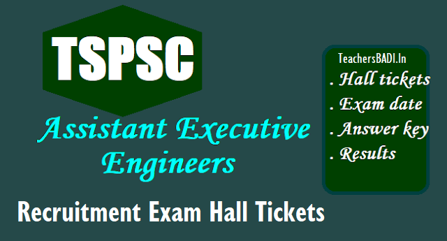 tspsc aee hall tickets 2018,tspsc aee exam date,tspsc aae civil posts recruitment exam hall tickets,tspsc assistant executive engineers(aee) recruitment hall tickets