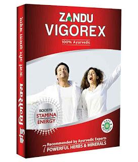 Alll Zandu Vigorex Ingredients In Hindi, Uses, Benefits - Helpdisks.com