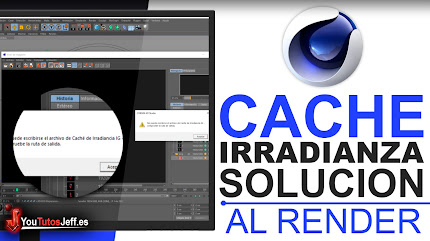 Solución - No puede escribirse el archivo de cache irradianza IG en Cinema 4D