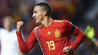 Highlight: Spain Ease Past Faroe Isands