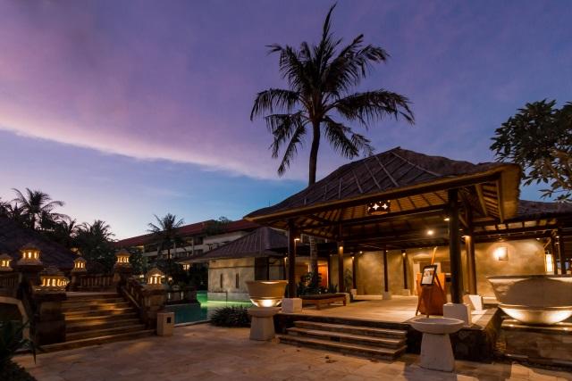 Eight Degrees South Restaurant at Conrad Bali