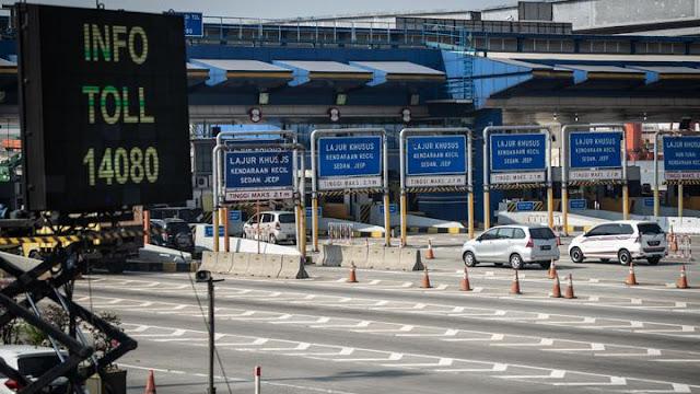 Gerbang Tol Cikarang Utama Pindah, Tarif Melonjak Drastis
