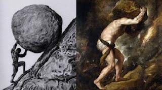 Mitul lui Sisif: O condamnare pentru eternitate