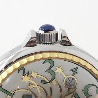 RitmoLatino リトモラティーノ STELLA ステラ 星 スター ドーム時計 レディース時計 メンズ時計 リトモ