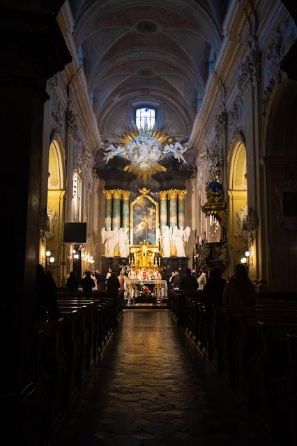 Chiesa dei Santi Michele e Stanislao-Kazimierz-Cracovia
