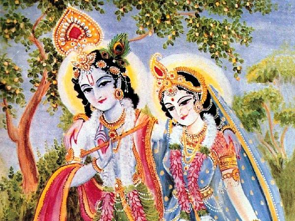 Amazing Wallpapers of Krishna Janamashtmi - Free HD