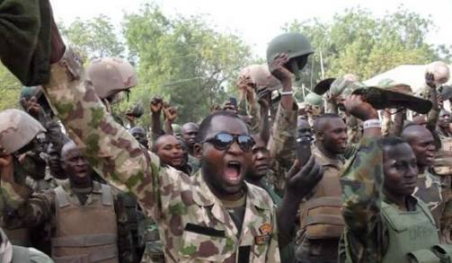 Soldiers kill five, capture Boko Haram commander in Borno