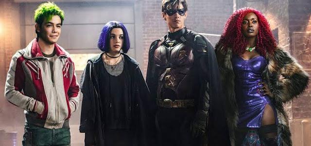 Batgirl estará na terceira temporada de Titãs