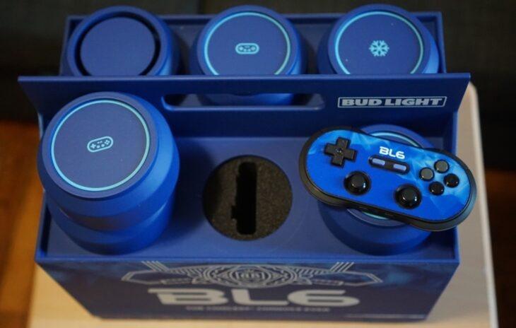 Bud Light lanza una increíble consola de videojuegos que también enfría tu cerveza