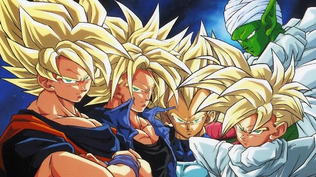 Selecta Visión lanzará Dragon Ball Z en Blu-ray.