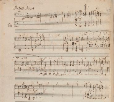 "Mendelssohn's ""Wedding March"""
