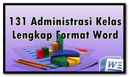 Download 131 Format Administrasi Kelas Terbaru 2017-2018