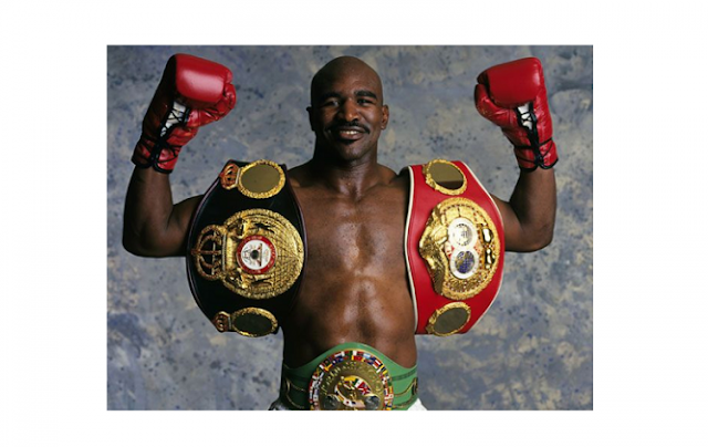 'Without Jesus, I Wouldn't Be Who I Am': World Heavyweight Champion Evander Holyfield