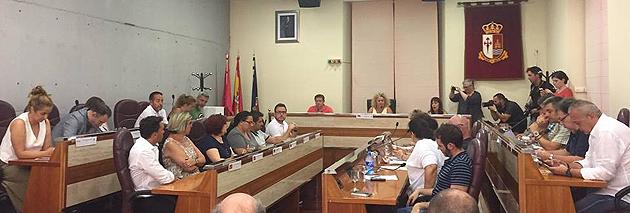 Dimisión PSOE Aranjuez