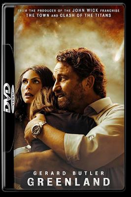 Greenland [2020] [DVD R1] [Latino]