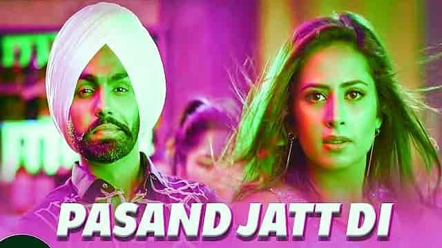 Pasand Jatt Di Lyrics