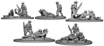 British Infantry Renders picture 1