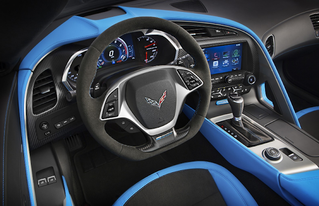 2017 Corvette ZR1 New Features