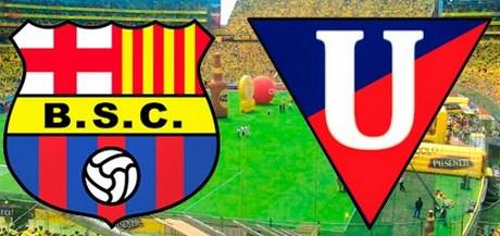 Resultado de imagen para Barcelona SC vs LDU De Quito