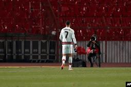 Galang Dana untuk Bayi Serbia, Armband Milik Christian Ronaldo Laku $75.000