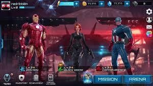 Game MARVEL Future Fight APK MOD