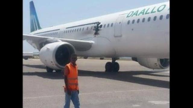 Intelijen Somalia: Bom di Pesawat Daallo Dipicu dari Laptop