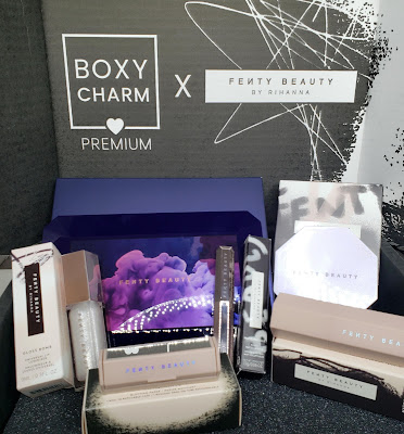 Review: BoxyCharm Premium x Fenty Beauty March 2020