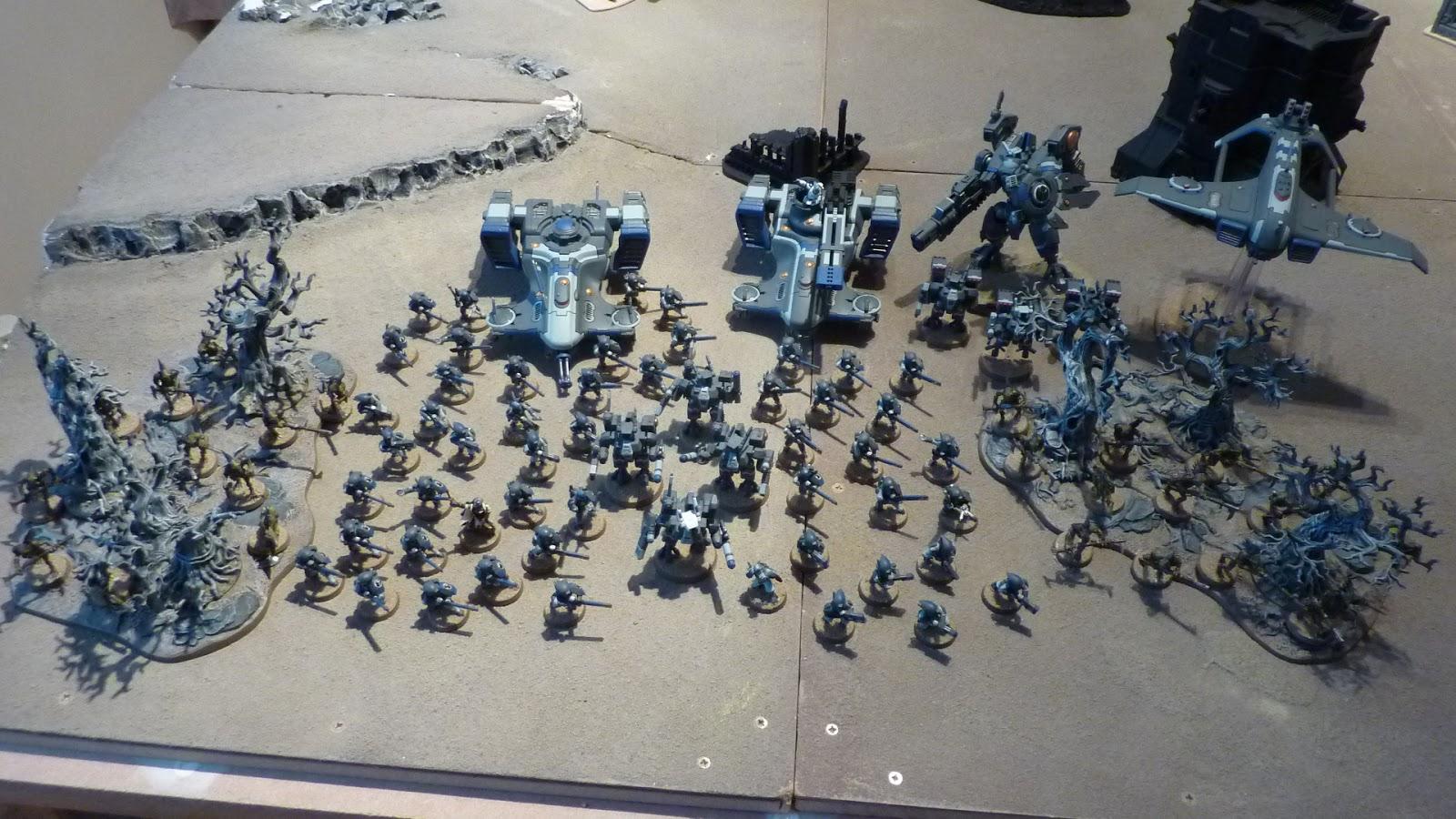 tau army list new codexes