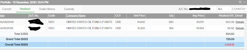 Tumble Mumble 8 - 1.5 months into proving that trading works