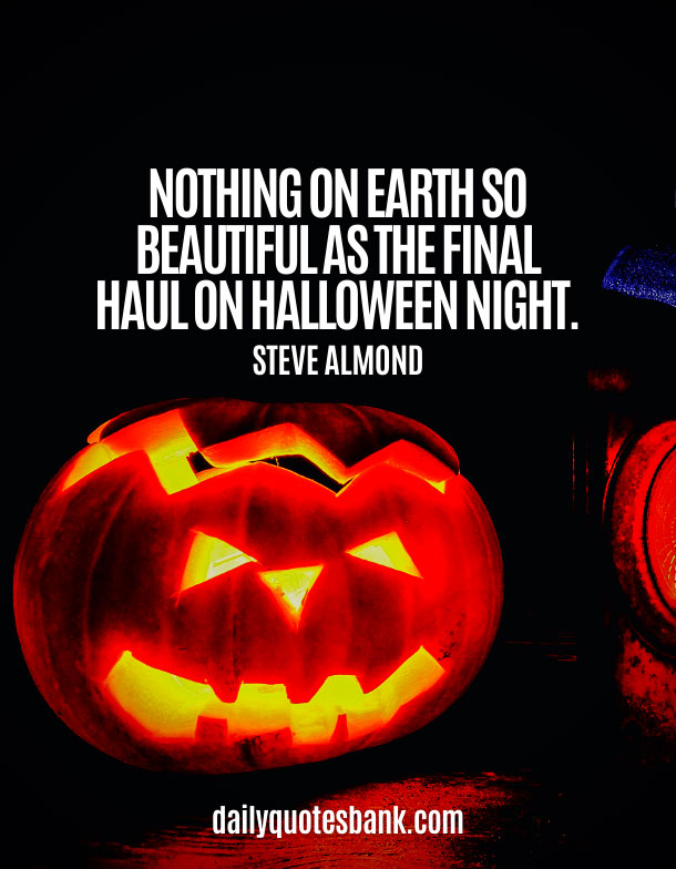 Best Quotes About Halloween