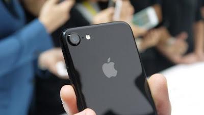 fitur kamera iPhone 7