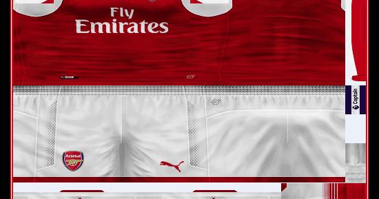 Uniforme GDB (👕) : ( Arsenal FC )