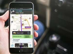Waze, Aplikasi yang Wajib Dibawa Saat Melakukan Perjalanan