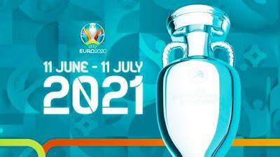 Siap Siap Begadang bagi Pencinta Bola,   Ini Jadwal Pertandingan Piala Euro 2021