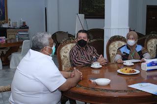 Gubernur Sultra Mendukung Pendataan Perdana Keluarga Serentak Nasional Tahun 2021 Bersama BKKBN