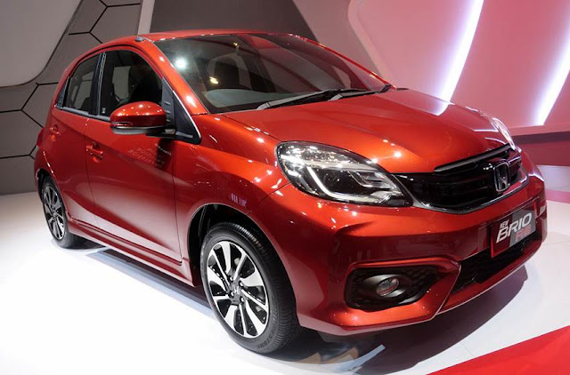 Paket Kredit Honda Brio DP Ringan Pekanbaru Riau 2018