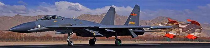 J-11D And J-20 Programs Vying For Supremacy, Chinese Sources
