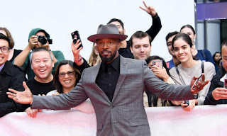 Jamie Fox at Toroonta International Film