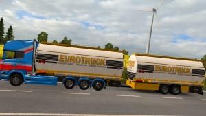 BDF Tandem Truck Pack 4.5
